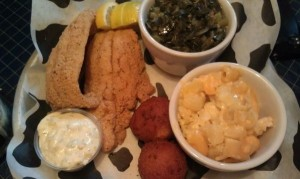 Catfish & Hush Puppies